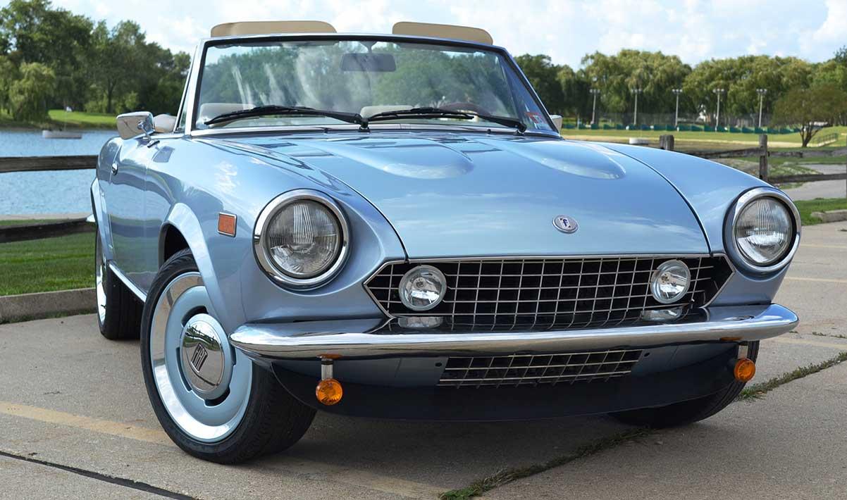 100 Fiat Spider 1981 My 1980 Fiat Spider 2000