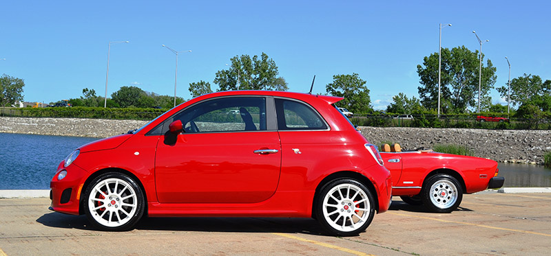 roadster salon now selling and rebuilding fiat 500 abarth models